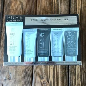Pure Cosmetics Face The Day Mask Gift Set